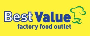 Best Value Factory Food Outlet Logo