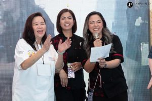 Queen of Hearts at Cake Fiesta Manila