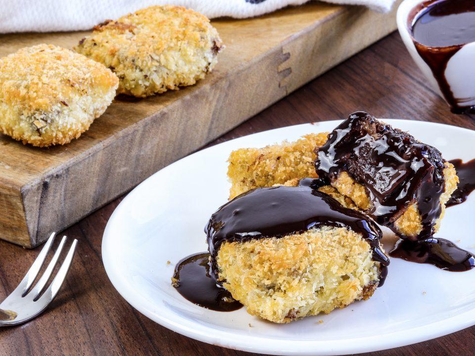 Chocolate Leche Frita